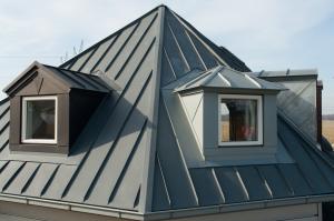 meta; roofing