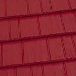 Bright Red roof