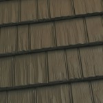 Mustang Brown roof