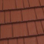 Terra Red roof