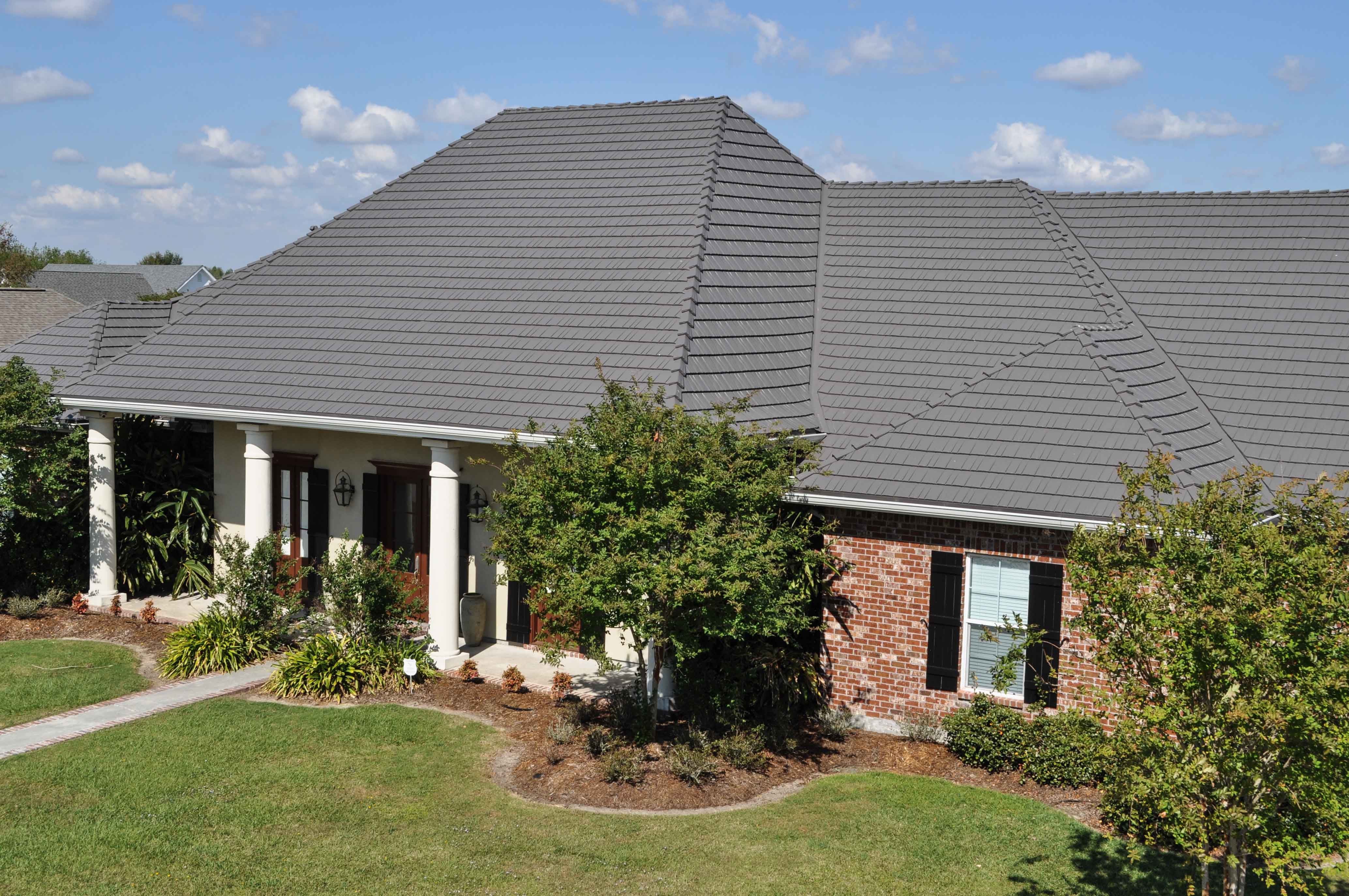 Boost your roof hipped roofing 101 gt donaghue for Metal hip roof